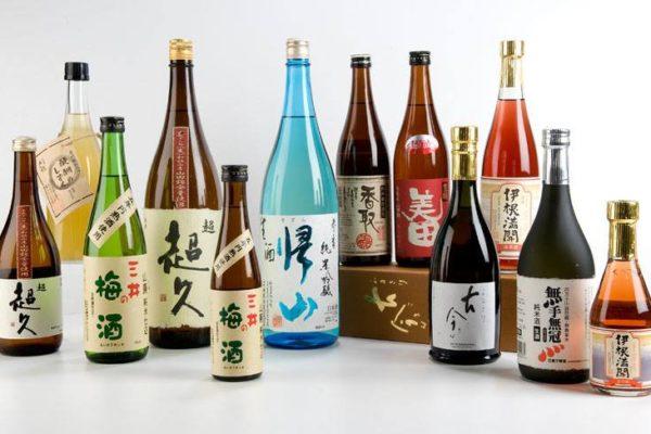 Sake-Kollektion